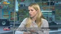 """""""Nivo est une plateforme de partage vidéos d'exploits sportifs pour les jeunes et par les jeunes"""", Julien Gervaz - 07/11"""