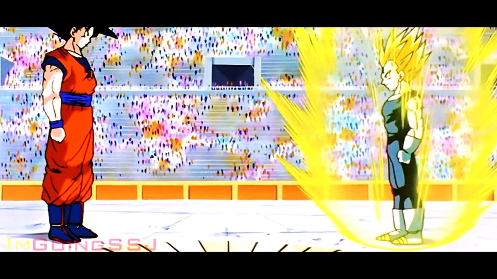 Goku Vs Vegeta World Tournament Dragon Ball Kai 2014 Video