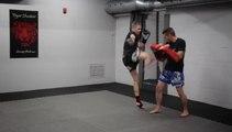 Tiger Shadow muay thai kickboxing boxe St Sauveur laurentides
