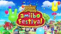 Animal Crossing : amiibo Festival - Bande-annonce jeu de plateau