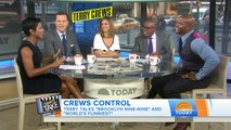 Terry Crews Shares Mantra Of Gratitude And Love Of Horses | TODAY