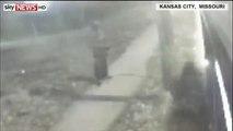 Gunman Opens Fire On Missouri Bus, 15 year old Girl Shot in Kansas City Bus Shooting   HD
