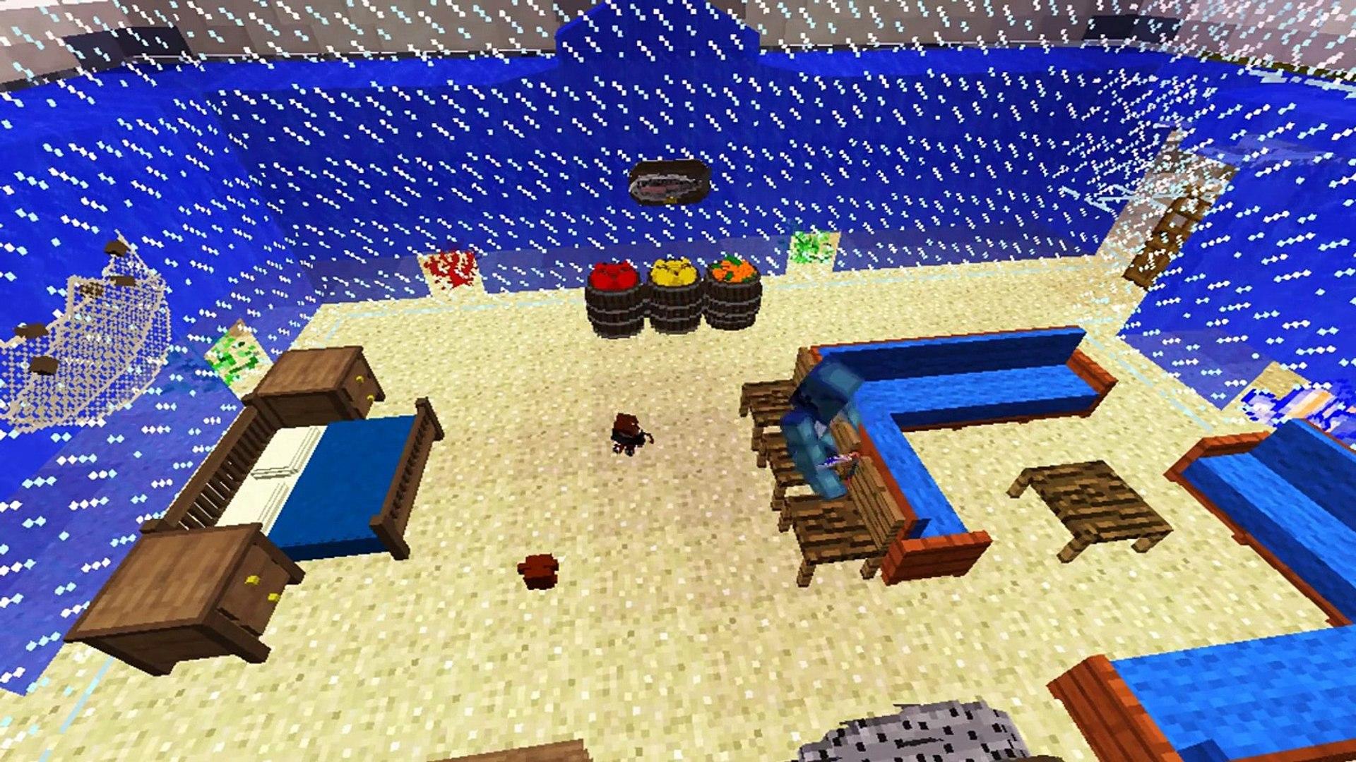 Minecraft Adventure - THE MYSTERY OF THE WEREWOLF! (Custom Roleplay)