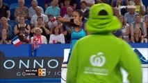Murray / Watson vs Paire / Cornet Hopman Cup 2015 Highlights HD