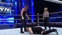 Dean-Ambrose-vs-Kevin-Owens-SmackDown-Nov-5-2015 WWE Wrestling On Fantastic Videos
