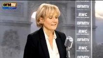 """Morano chez Bourdin: """"Tout le monde a peur d'avoir un blanc dans cette émission"""""""