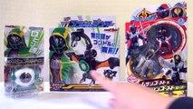 【仮面ライダー ゴースト】 DXロビンゴーストアイコン、01コンドルデンワー、GC02ムサシ魂/エジソン魂を買って来た!Kamen Rider Ghost New Toys!