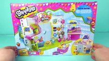 Shopkins Small Mart Supermarket Playset and Blind Baskets with Surprise Toys