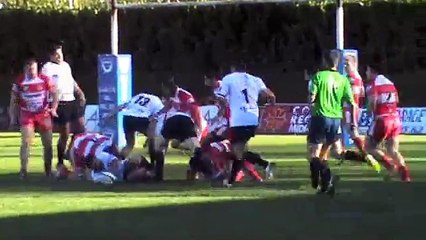 Rugby : Bagnères-Lombez
