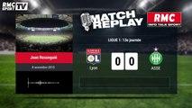 OL-ASSE (3-0) : le Goal-Replay avec le son RMC Sport