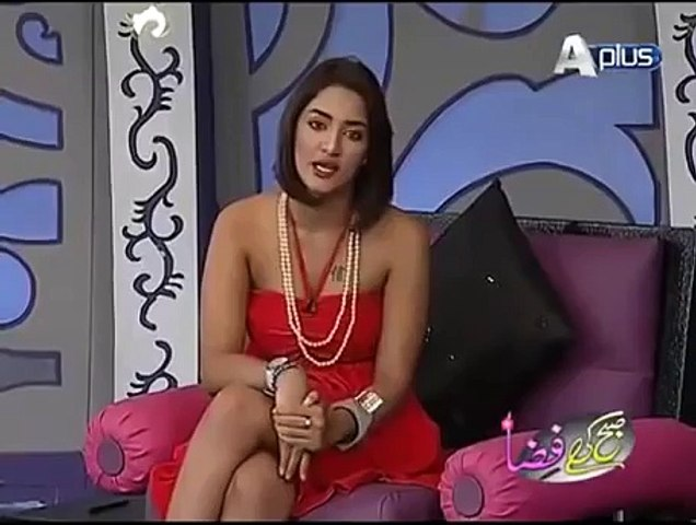 Mathira crossed limits in morning shows Pakistani Scandal - video ...