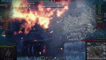 World of Tanks / M46 Patton .. 10180 Dmg