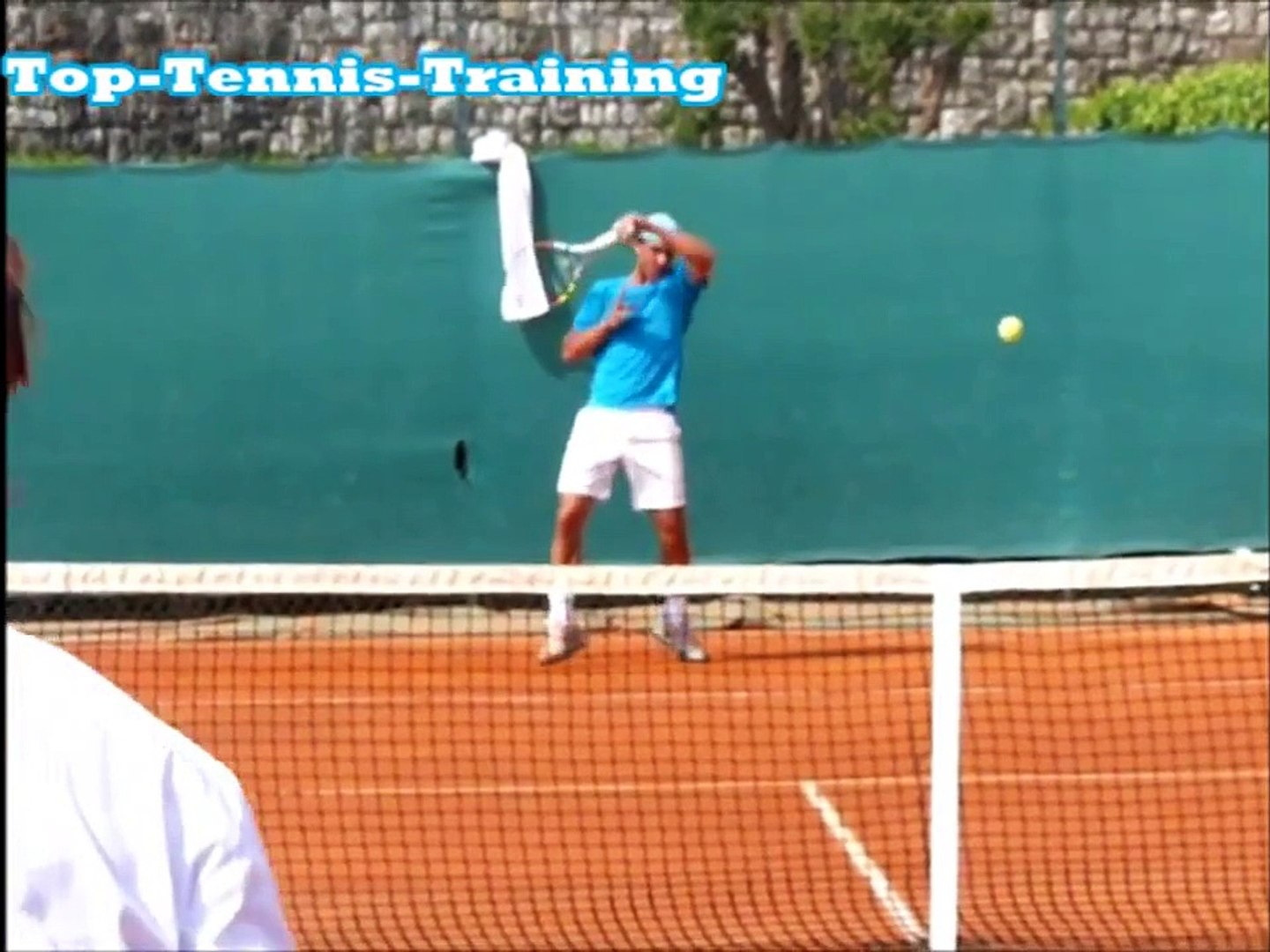 Rafael Nadal Forehands Slow Motion Collection Video Dailymotion