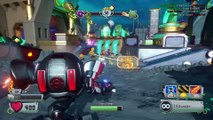 Plants vs. Zombies Garden Warfare 2 - Grass Effect Z7-Mech Gameplay