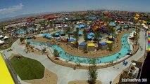 [HD POV] Canyon Cliffs Water Slide - Wet n Wild Las Vegas Water Park