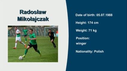 Radek Mikołajczak, Video no 1, seasons 11/12, 12/13, 13/14, 14/15 and 15/16, Winger