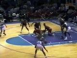 Pippen dunk Cavs Bulls 9-11-1995