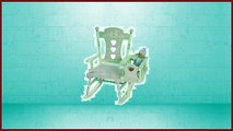 Amazing Levels of Discovery Rock-a-my-baby Rocking Chair Baby Gift Idea