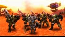 BlizzCon 2015: World of Warcraft Level 3 Raider Tanıtım Videosu