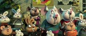 Kung Fu Panda 3 official trailer 2 US 2016 Jack Black Angelina Jolie Dustin Hoffman Dreamworks