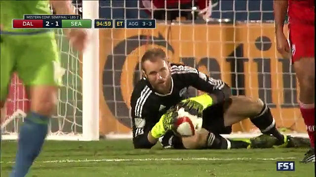 Dallas 2–1 Seattle   All Goals Extended Highlights HD 09.11.2015 MLS
