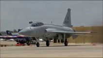 Pakistan Air Force Fighter Jet JF-17 Thunder in Action