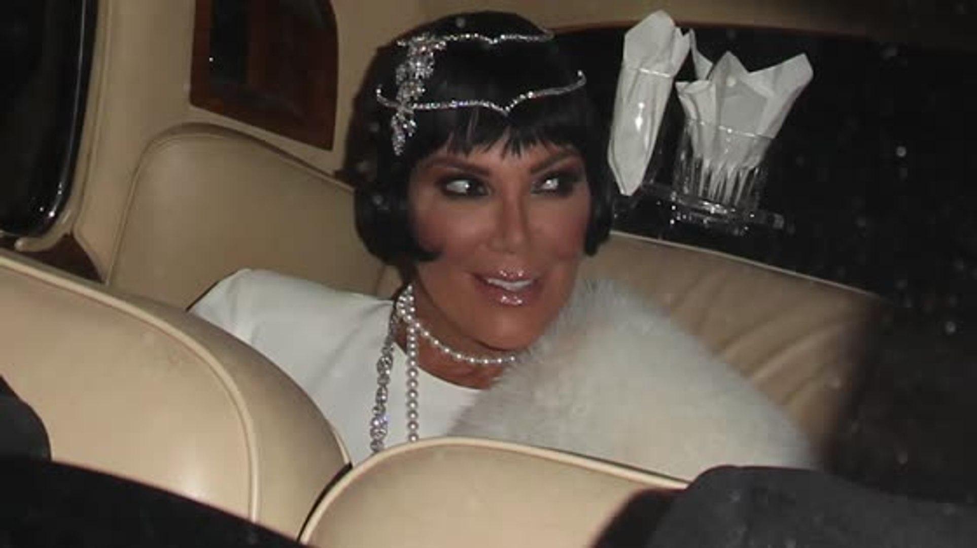 Kris Jenner célèbre ses 60 ans