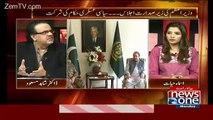 Dr Shahid Masood Respones On Army Chief Meets Nawaz Sharif