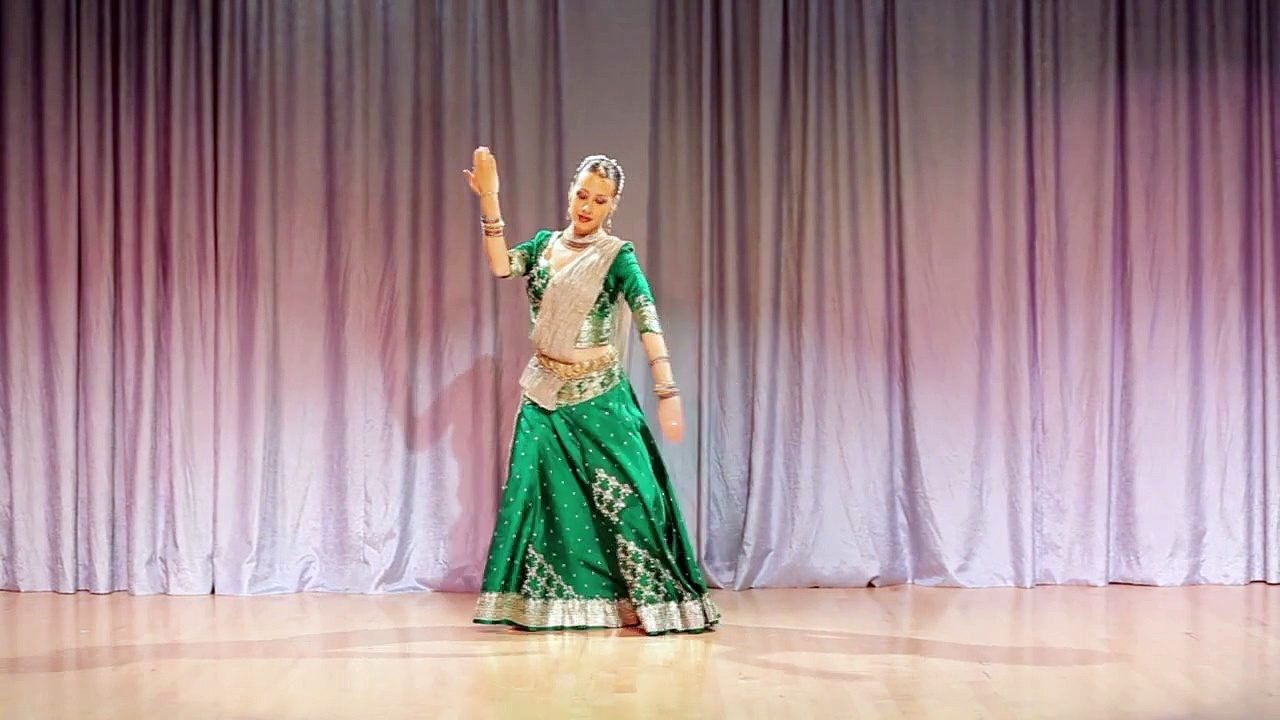 Classical Indian Kathak Dance