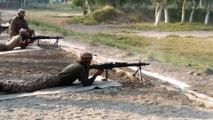 pak army firing