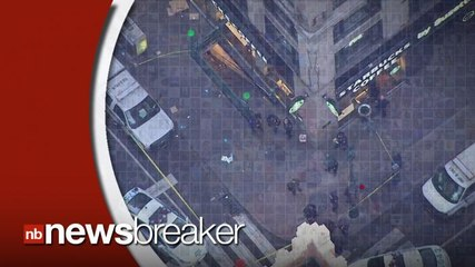 1 Dead, 2 Wounded in Midtown Manhattan Shootout