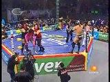 Alan Stone, El Elegido & Pimpinela Escarlata vs. La Legion Extranjera (Alex Koslov, Chessman & El Zorro) (AAA - 05.02.2010)