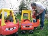 Toddler Car Jacking