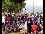 Antibes en 2011 - le départ et 1er tour
