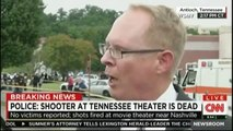 Antioch Theater Shooting: Ax Wielding Gunman Killed at Mad Max Screening, Police News Conf
