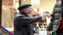 Sexy Girl Flirting with Strangers in Public Prank : Worlds Funniest Gags
