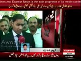 State Minister Abid Sher Ali tenders written apology for violating ECP code of conduct