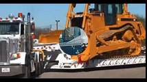 heavy equipment shipping company in florida