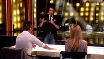 Can Jamie Raven ace the final? | Grand Final | Britains Got Talent 2015