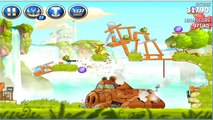 Angry Birds Star Wars 2: Part 1 All Boss Fights [Naboo Invasion Escape to Tatooine Battle