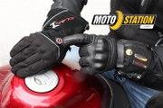 Gants Chauffants Moto : Le test moto-station !