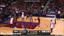 LeBron James Full Highlights vs Heat- (2015.10.30) - 29 Pts, 4 Ast, King James!