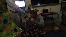 Mon Père mon Jouet ! Mon clown