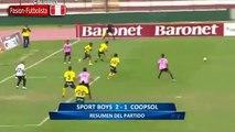 Sport Boys vs Sport Coopsol 2 1 Resumen Goles Segunda División Resumen 2014 02/08/2014