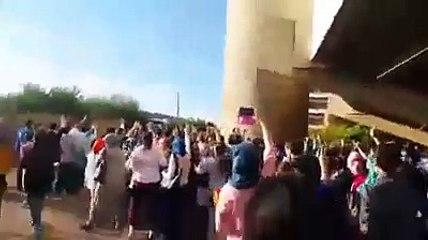 Affrontements entre étudiants en médecine et forces l'ordre