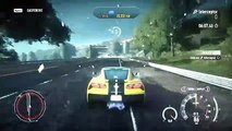 Need for Speed Rivals: Chevrolet Corvette Stingray [Wreck a Cop Gold any Interceptor] Race