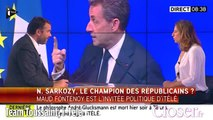 Team Toussaint : Maud Fontenoy prête à devenir ministre de l'écologie de Nicolas Sarkozy