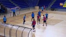 FCB Handbol: Xavi Pascual, prèvia Benidorm-FCB Lassa