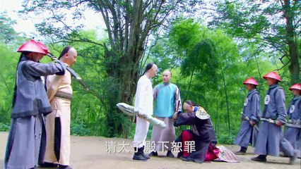 錢塘傳奇 第23集 The Mystery of Emperor Qian Long Ep23