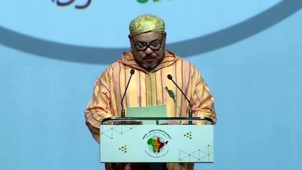 Forum Inde Afrique Le discours de SM le Roi Mohamed VI